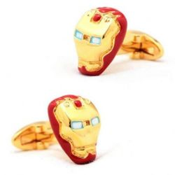 Boutons de manchette Iron Man