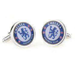 Boutons de manchette Equipe de Football Chelsea